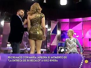 Maria Lapiedra Tits
