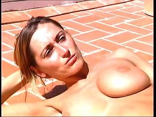 Fanny Steel - Piss And Fuck With The Cleaner