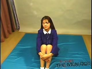 Bukkake Highschool Lesson 13 4 4 Japanese Uncensored Blowjob