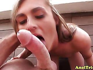 Anal Amateur Gf Taking Anal Fuck For The First Time