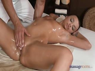 Cum On Pussy After Massage