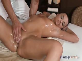 Cum On Pussy After Massage