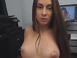 Dad Finds Out Kinky Side Of His Step Daughter Cassidy Klein And Gets Something Unexpected