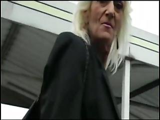 Imwf- Nasty White French Granny Fucks With Black Indian Guy Bbc