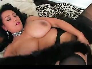Danica Collins In Fur