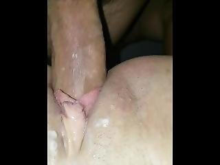 Close Up Of Wet Teen Pussy Getting Fucked