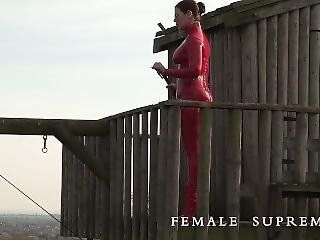 Dominatrix Elite Baroness Essex In Low Hanging Fruit Part 1