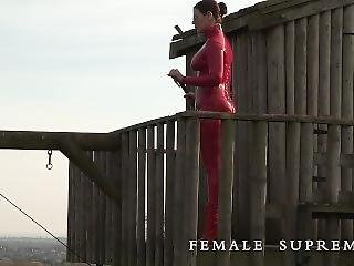 Dominatrix Elite Baroness Essex In Low Hanging Fruit Part 1
