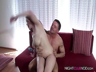 Dicke Titten Haarige Pussy