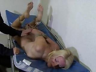 Milf Arrested And Chained