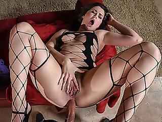 Horny Babe Allie Haze Hot Anal Sex With Neighbor