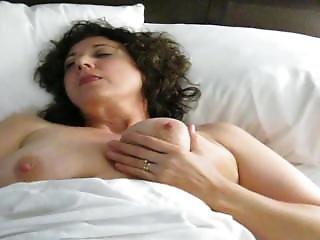 Hot Mommy Masturbating