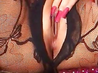 Anal, Anal Bead, Beads, Big Boob, Boob, Fingering, Masturbation, Sex, Stocking, Toys
