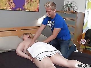 Bbw, Big Boob, Big Tit, Blonde, Boob, Butt, Czech, Fucking, Massage