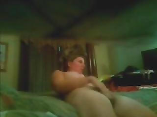 Hot Milf Jen Rubs To Orgasm On Hidden Camera