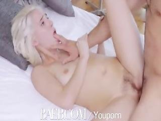Baeb Blonde Babe Cadence Lux Fucked By Neighbors Big Dick