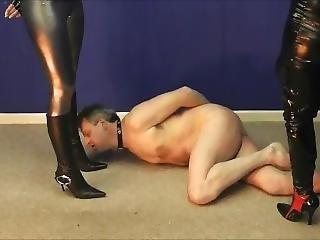 Disturbing Genital Attack