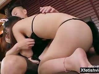 Sexy Pornstar Fetish And Cumshot