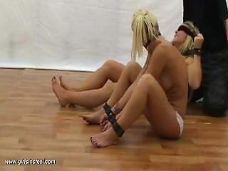 2 Girls Cuffed