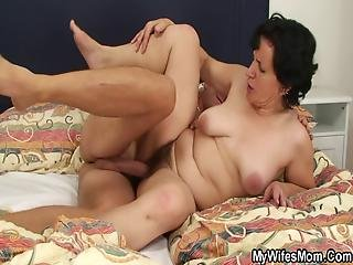 Her Hairy Pussy Old Mom And Husband Cheating