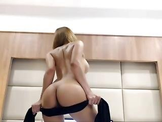 She Lost A Bet On Anal Sex. First Time Anal Creampie In 2 Years