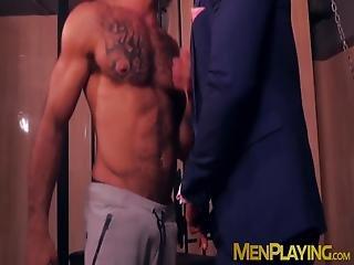 černé sluha gay porno