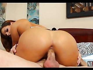 Nice Tits Young Babe Anal Fucked Keisha Grey