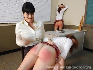Spanked Girls 1