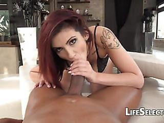 Redhead Babe Amina Danger Wants Anal With You