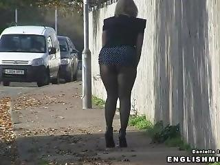 Daniella In Pantyhose 12