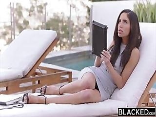 Blacked Naomi Woods Cheats With Her Bbc Fantasy