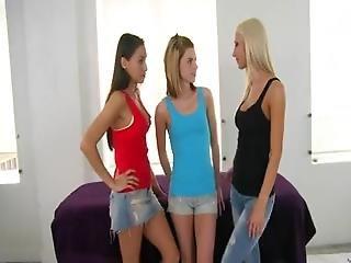 Hottest Lesbian Action Ever