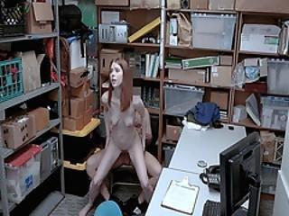 arte, broche, hardcore, natural, escritório, por cima, cona