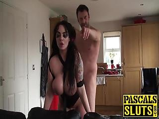 Dark Haired Milf Gets The Hardest Fuck Session Of A Lifetime