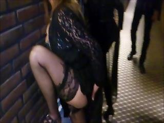Wife With Egg In Pussy Play Arround In Hotel