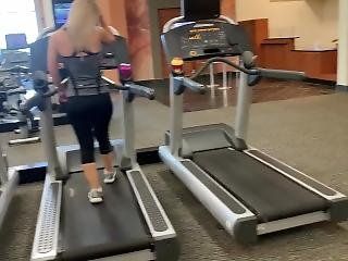 Picking Up Hot Blonde From The Gym For Some Netflix And Chill