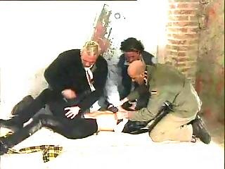 Blonde Kidnapped By 3 Guys And Raped Hardcore Italian