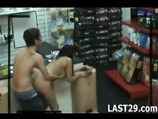 Caught By Security Cameras