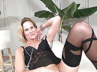 Blonde, Dutch, Facial, Milf, Sexy