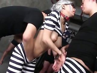 Prison School Cosplay Meiko Shiraki Pt1