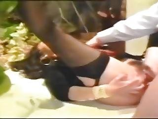 Nice Vintage French Mature Anal