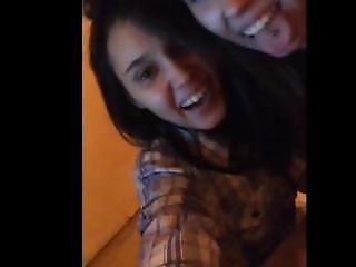 2 Russian Girls Playing Periscope