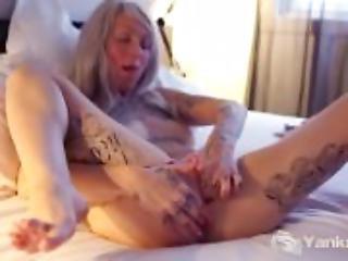Yanks Gina Cherie Exhausts Herself
