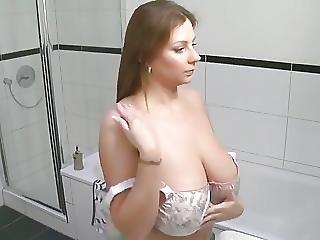 Amateur, Big Boob, Boob, Mature, Milf, Shower