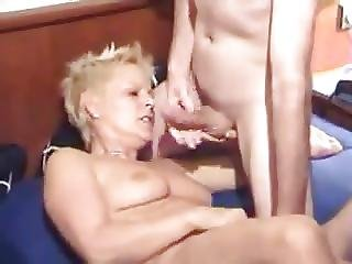 Amateur Short Hair Mature Dp Threesome