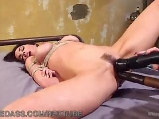 Lesbian Strapon Domination - Fucked By Mistress