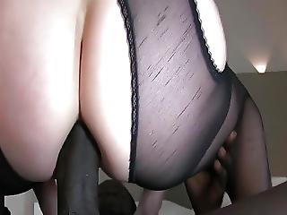 Chubby Mature Housewife Goes Anal With Bbc