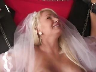 Busty Bride Dungeon Distress When She Meets The Mad Monk