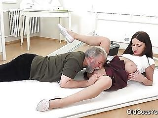 Old Goes Young Nakita Has The Most Amazing Sex