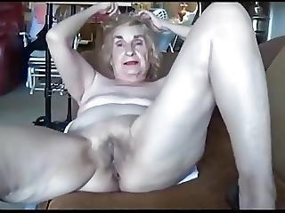 Granny, σπίτι, σπιτικό, Milf